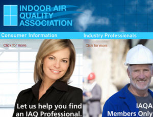 IndoorAirQualityAssociation - SB 655 CA Mold Law
