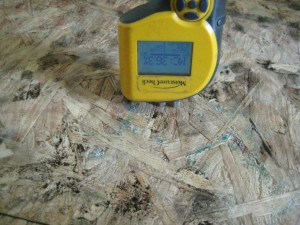 mdf-board-growing-mold inside your home woodland hills