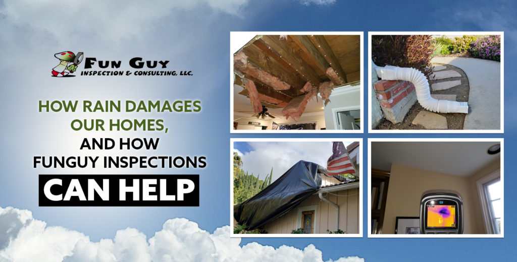 Inspect for water damage problems in Los Angeles