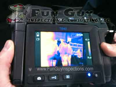CES – Infrared Camera Detects Water Damage and Mold