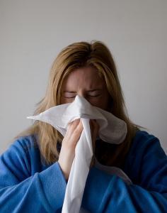 winter mold allergies