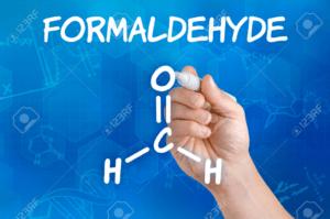 exposure formaldehyde in my home