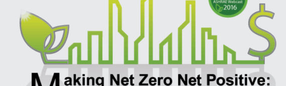 ASHREA Making Net Zero Positive