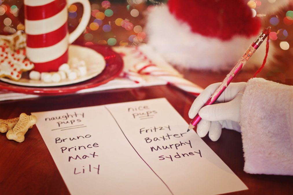 Christmas Shopping On A Budget – 9 Easy Tips