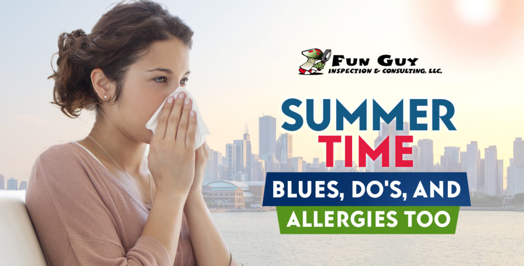 Allergy and mold testing in Los Angeles