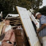 Amid muck and mold, tackling a Texas-sized cleanup after Harvey