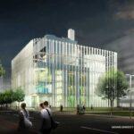 Harvard University's 58,000sqft Energy Facility is under construction