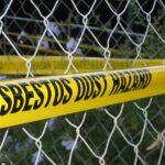 Asbestos forces compound closure