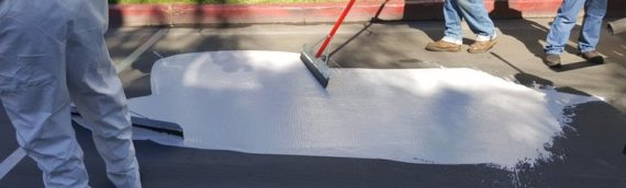 Los Angeles Tests Cooling Pavement Paint to Combat Climate Change