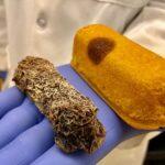 Scientists study Twinkie Mummified by Mold